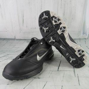 Nike Air Academy men's 9M golf shoes black